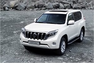 Land Cruiser Prado 150 (08-17 год)