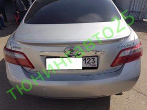 Спойлер Багажника на Toyota Camry 40 06-11