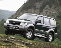 Land Cruiser Prado 90 (96-02)