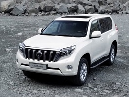 Land Cruiser Prado 150 (09-17 год)