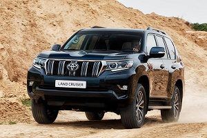 Land Cruiser Prado 150 (2018+)