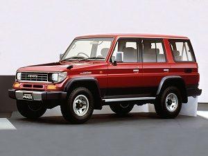 Land Cruiser Prado 70 (87-14 год)
